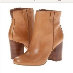 Tan Sam Edelman booties!